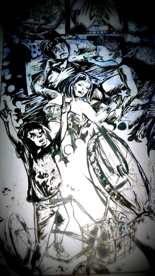 Dante 6 portada